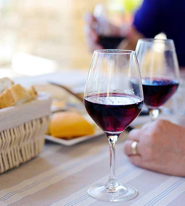 我们的葡萄酒